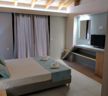 Experience the blissful comfort of ORO Hotel in Skiathos Town